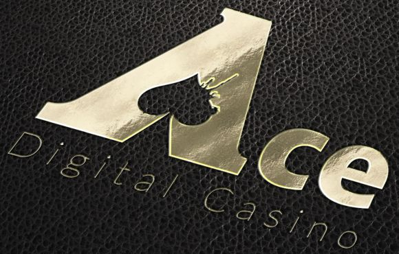 Logo Design ACE Digital Casino