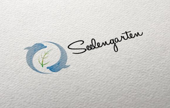 Logodesign Seelengarten Lebensberatung