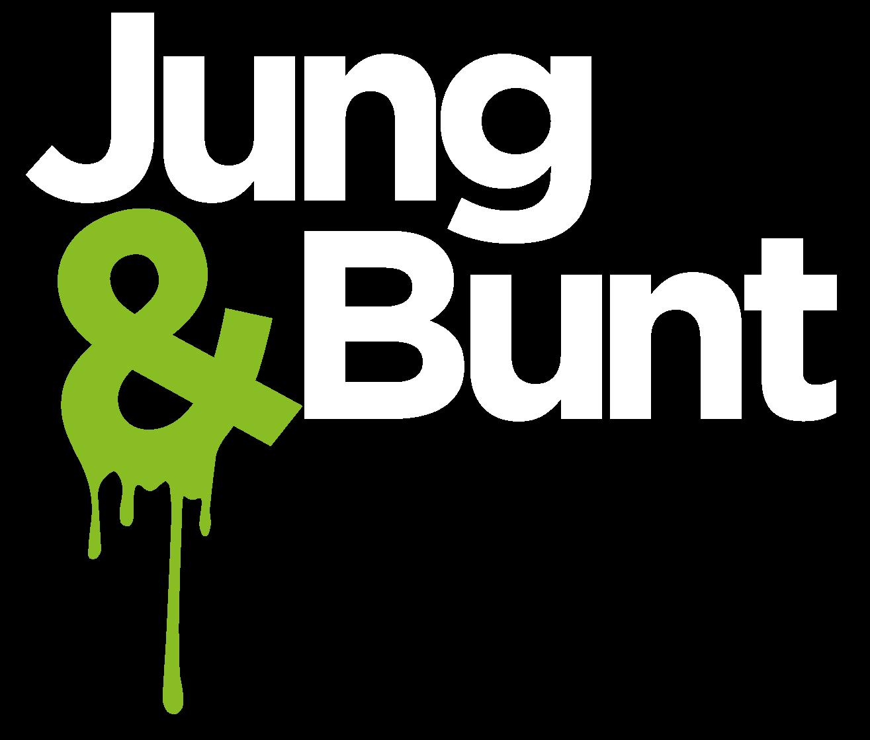 Logo - Jung&bunt Werbeagentur Heinsberg