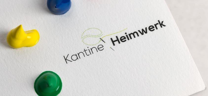 Logo Design Kantine Heimwerk